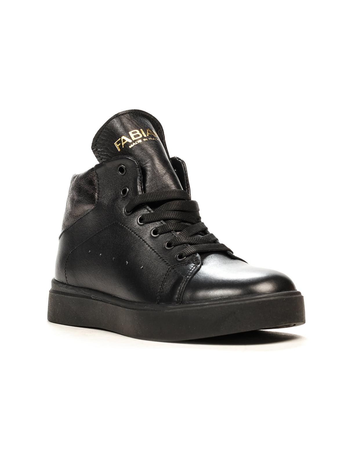 Ботинки черные | 5166299