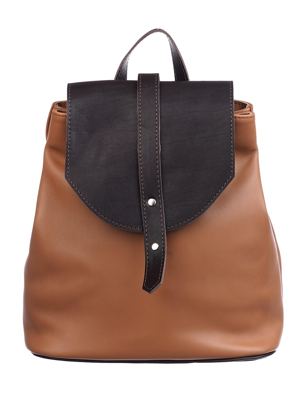 Рюкзак коричневый | 5167313