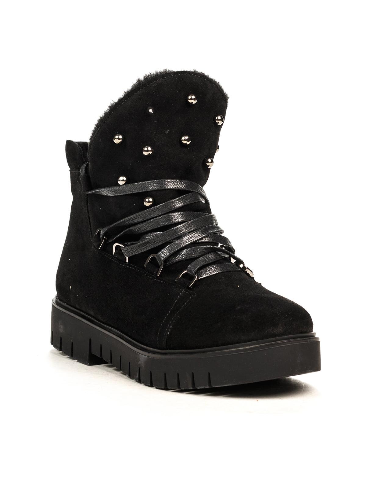 Ботинки черные | 5166294