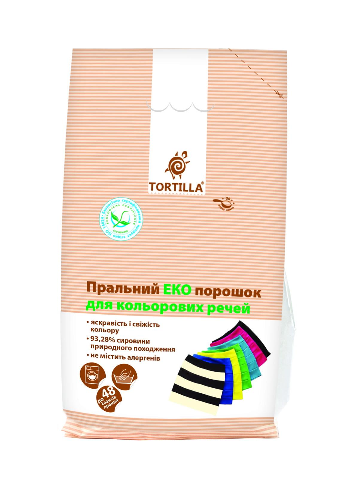 Стиральный эко-порошок для цветных тканей (2,4 кг)   5165864