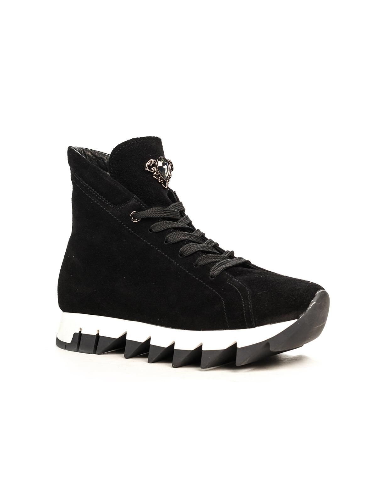 Ботинки черные | 5161620