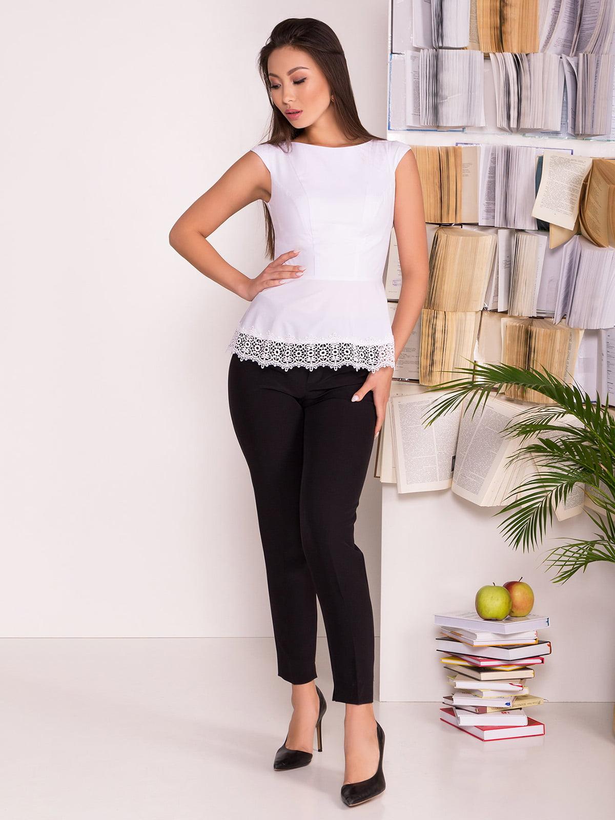 Блуза біла   5159110