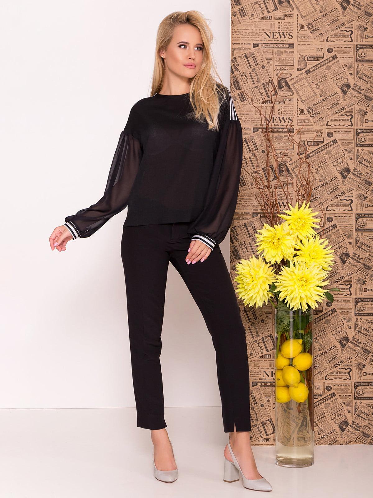 Блуза чорна | 5159123