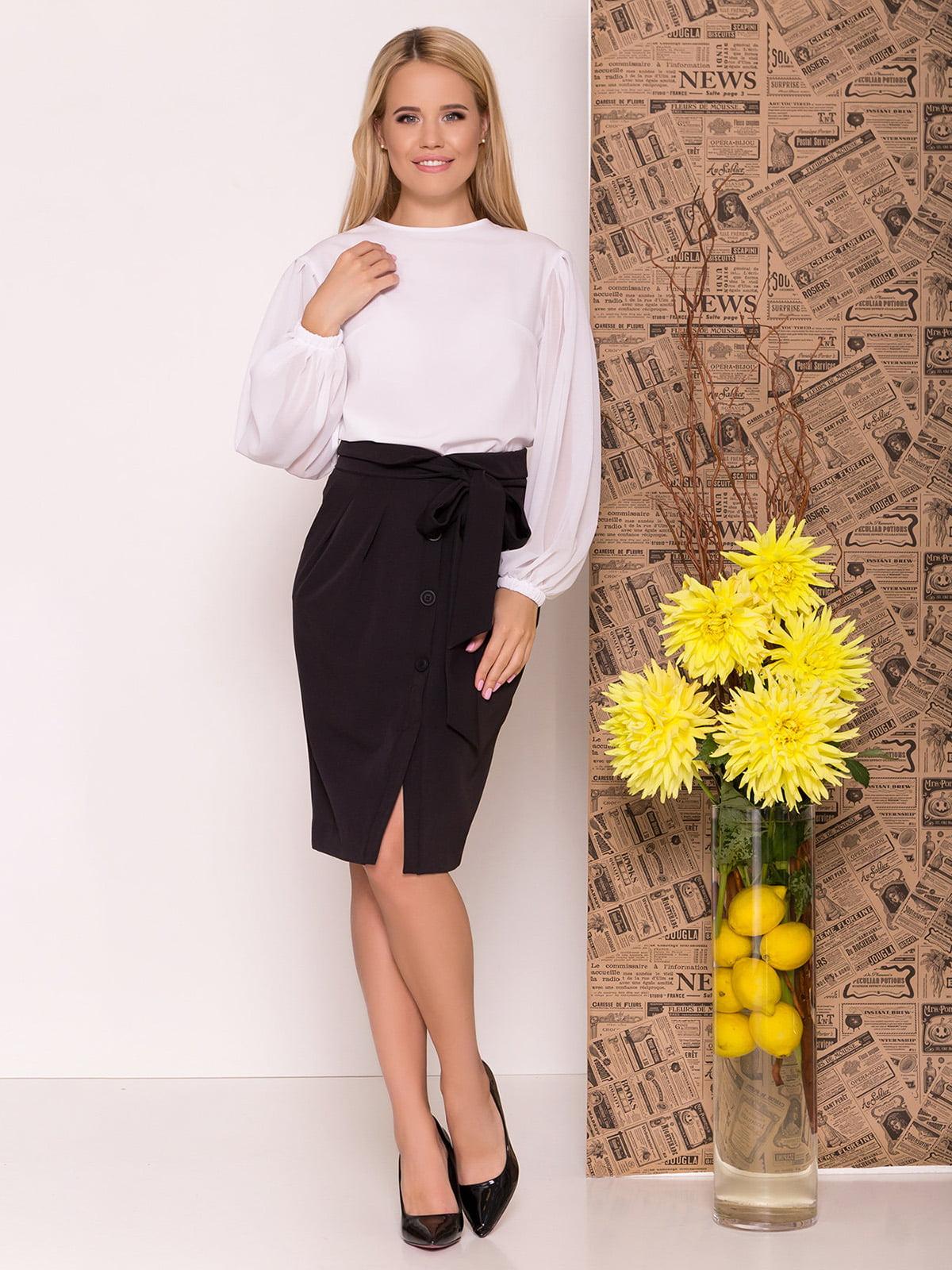 Блуза біла | 5159125