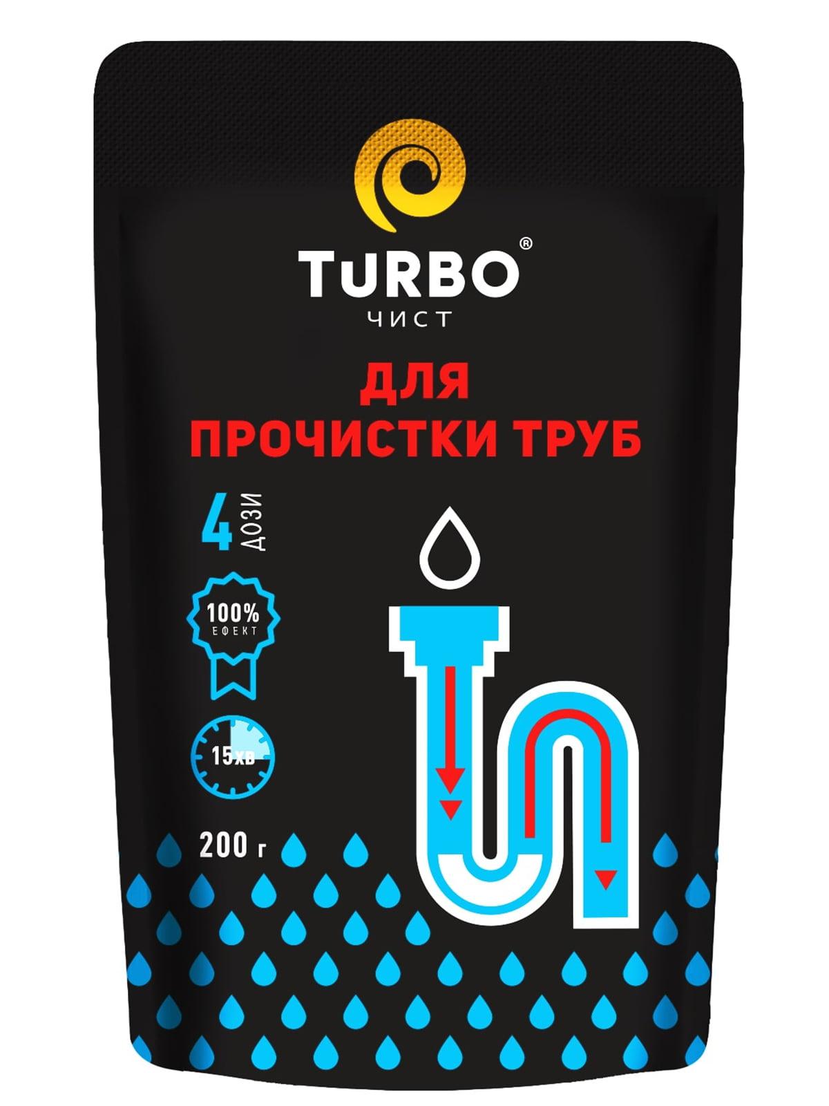 Гранулы для прочистки канализационных труб (200 г) | 5165807
