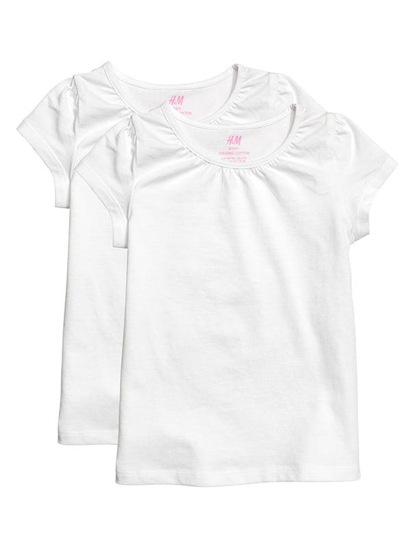 Набір футболок (2 шт.) | 5163782