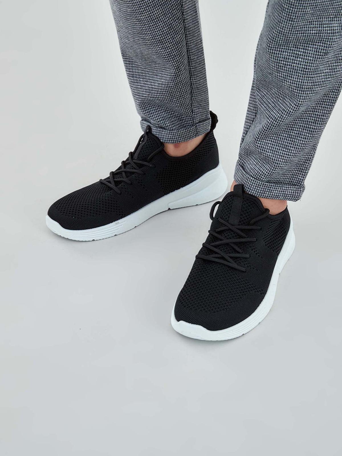 Кроссовки черные | 5154746