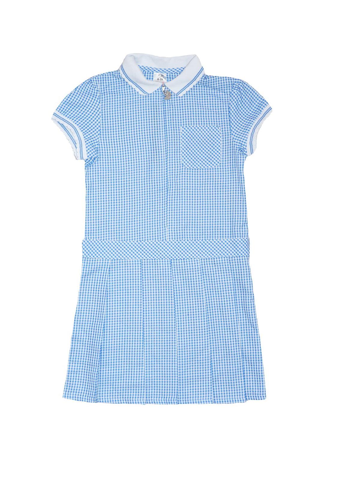 Сукня в клітинку | 5168604