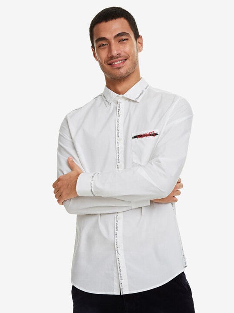 Сорочка біла | 5162924