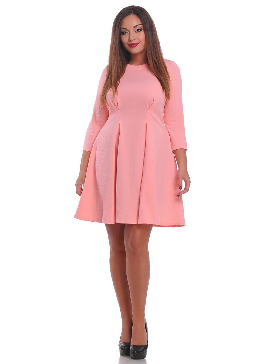 Платье персикового цвета   3747061