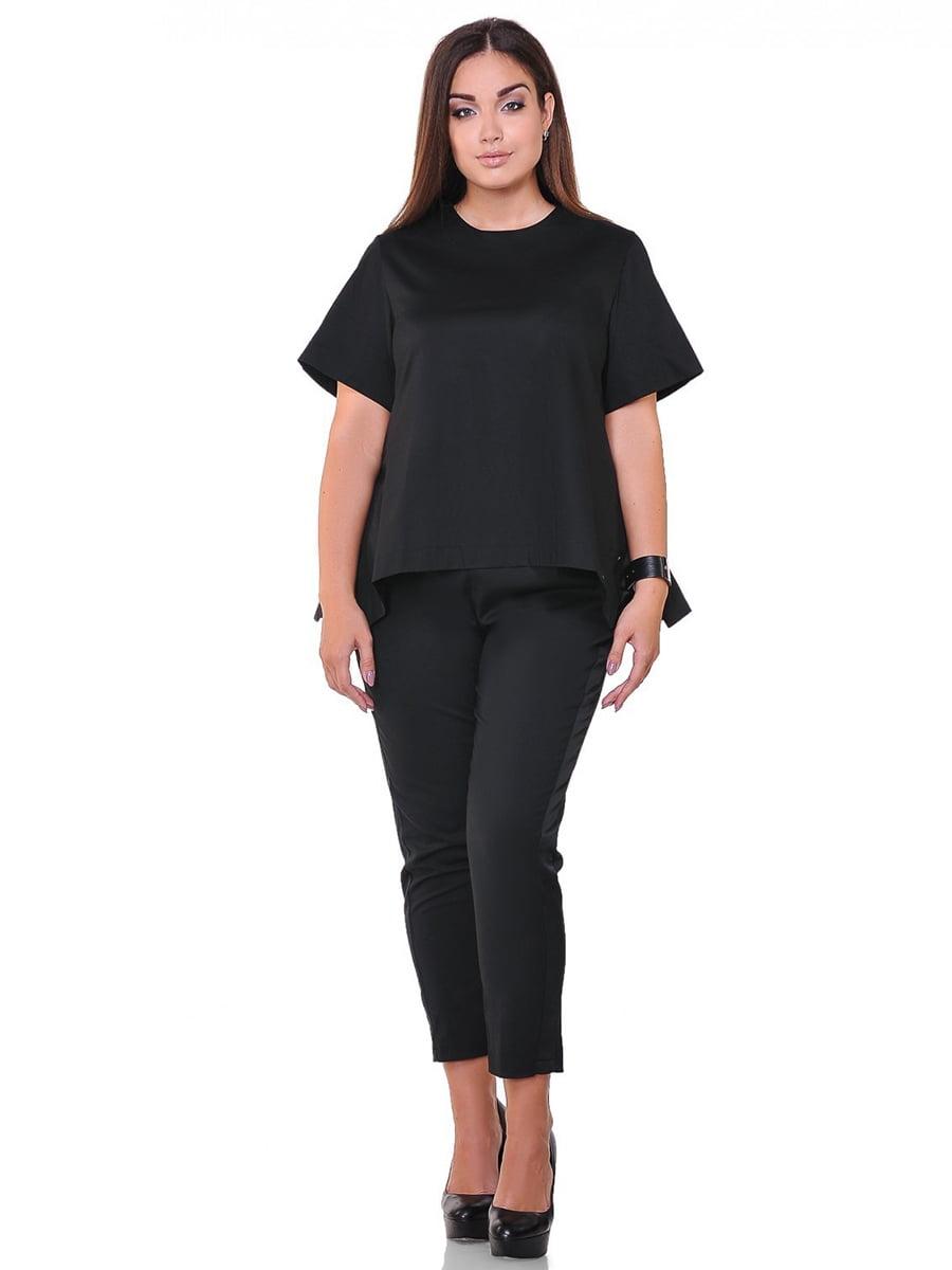 Блуза черная | 3747154