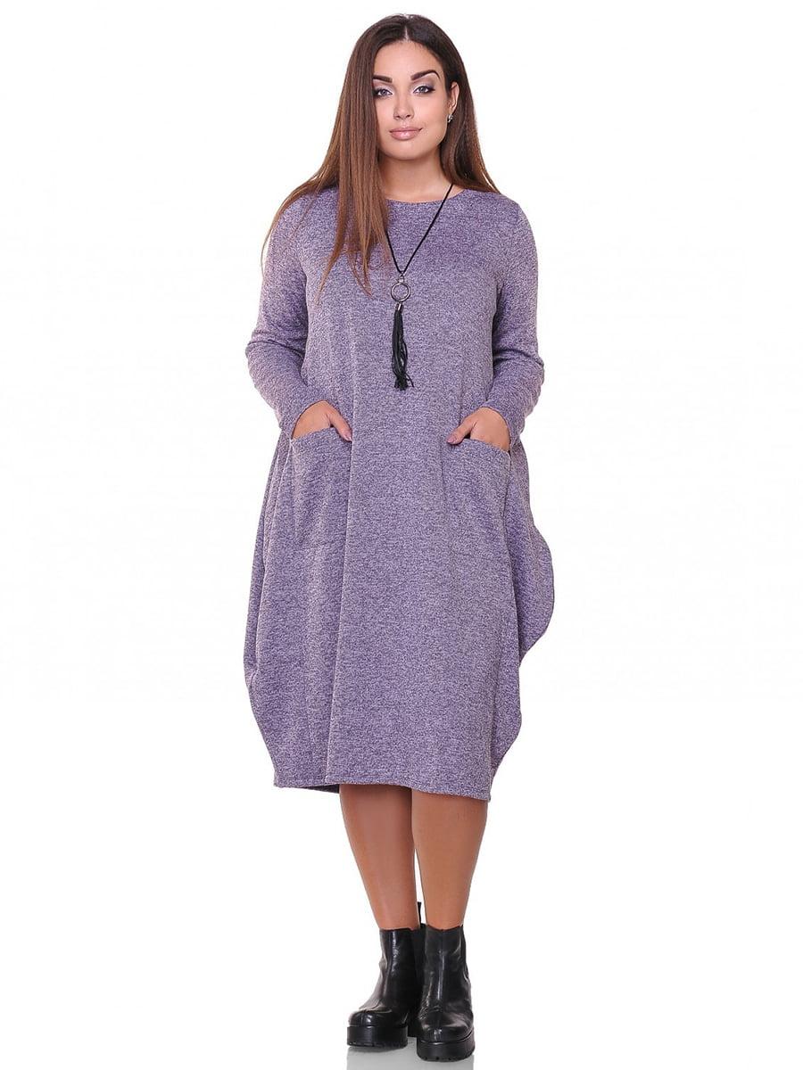 Платье сиреневое   3747160