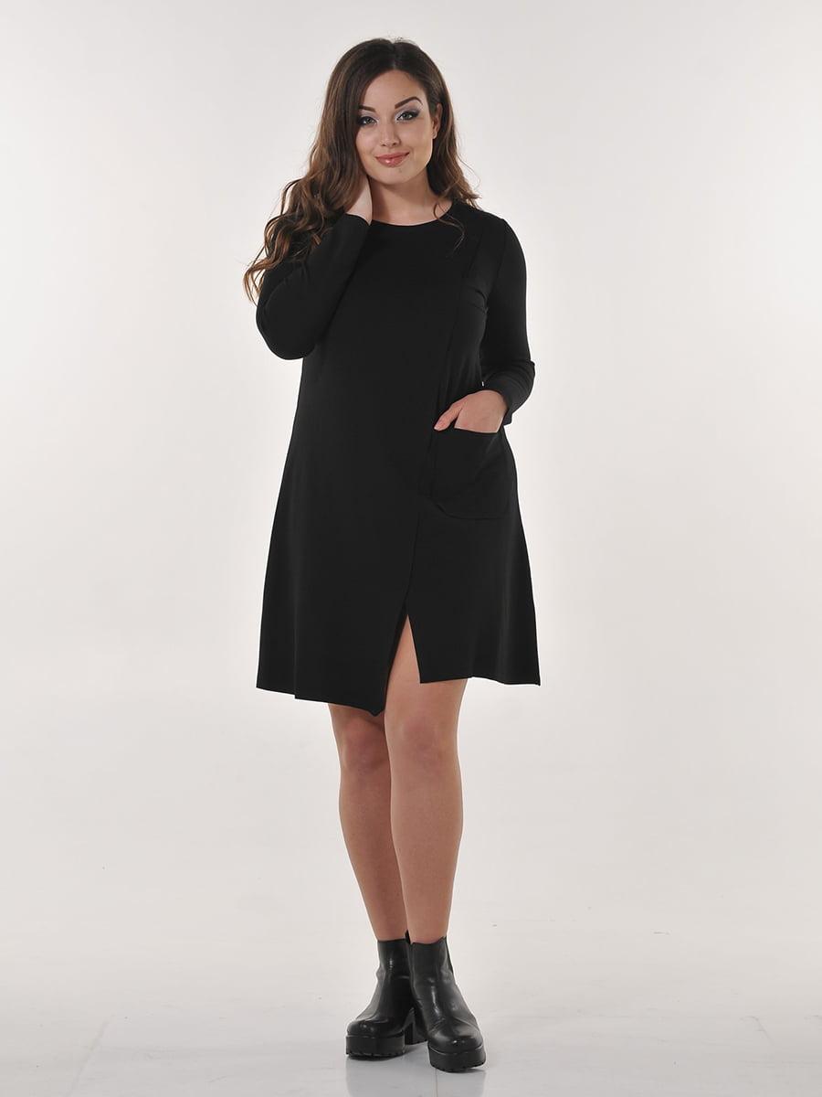 Платье черное | 4396074