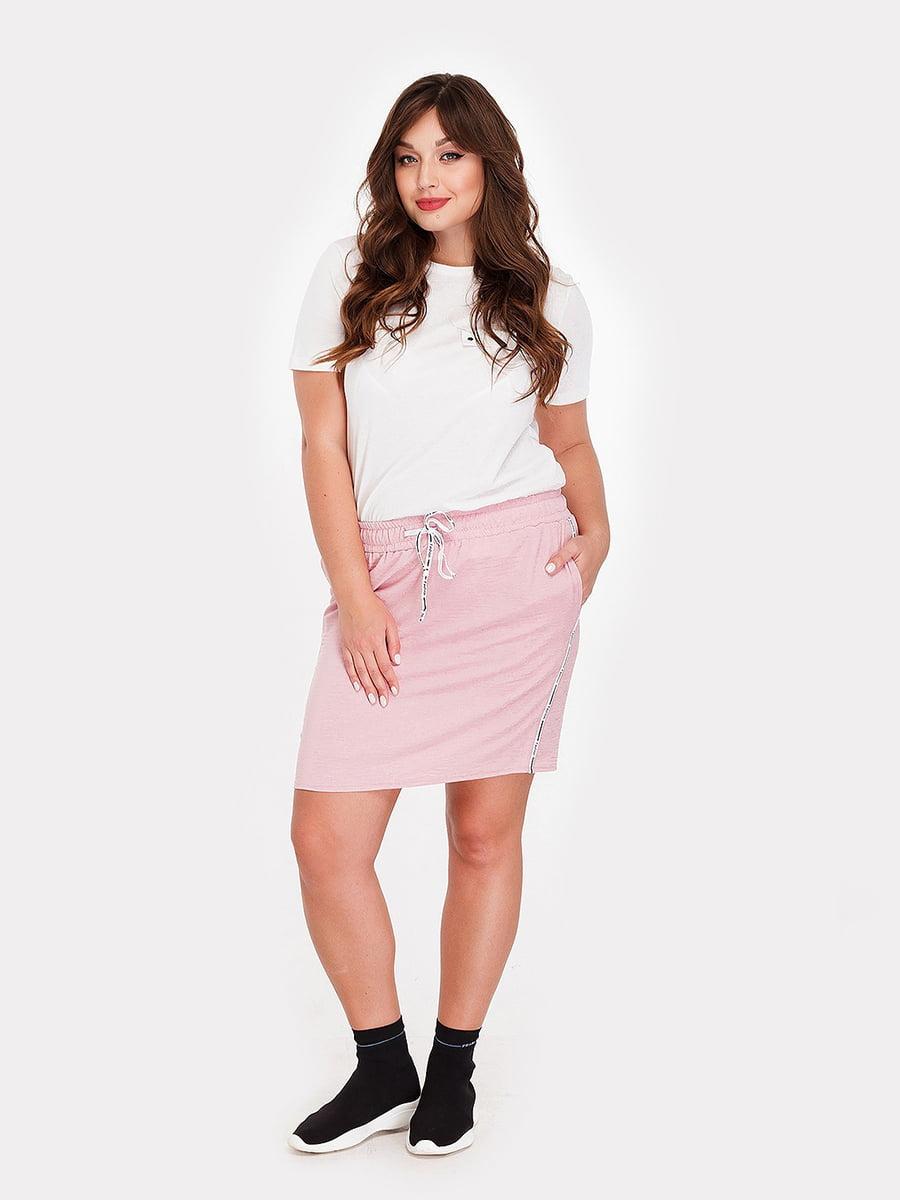 Юбка розовая | 5105086