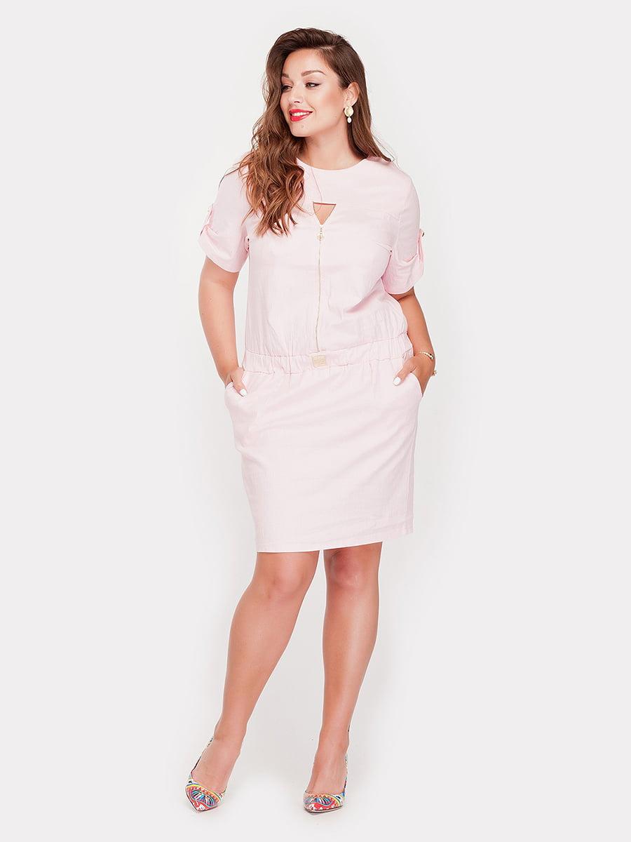 Платье розовое | 5117928