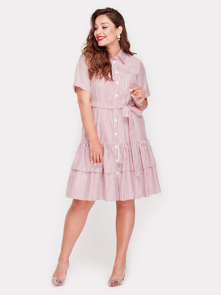 Платье в полоску | 5168647