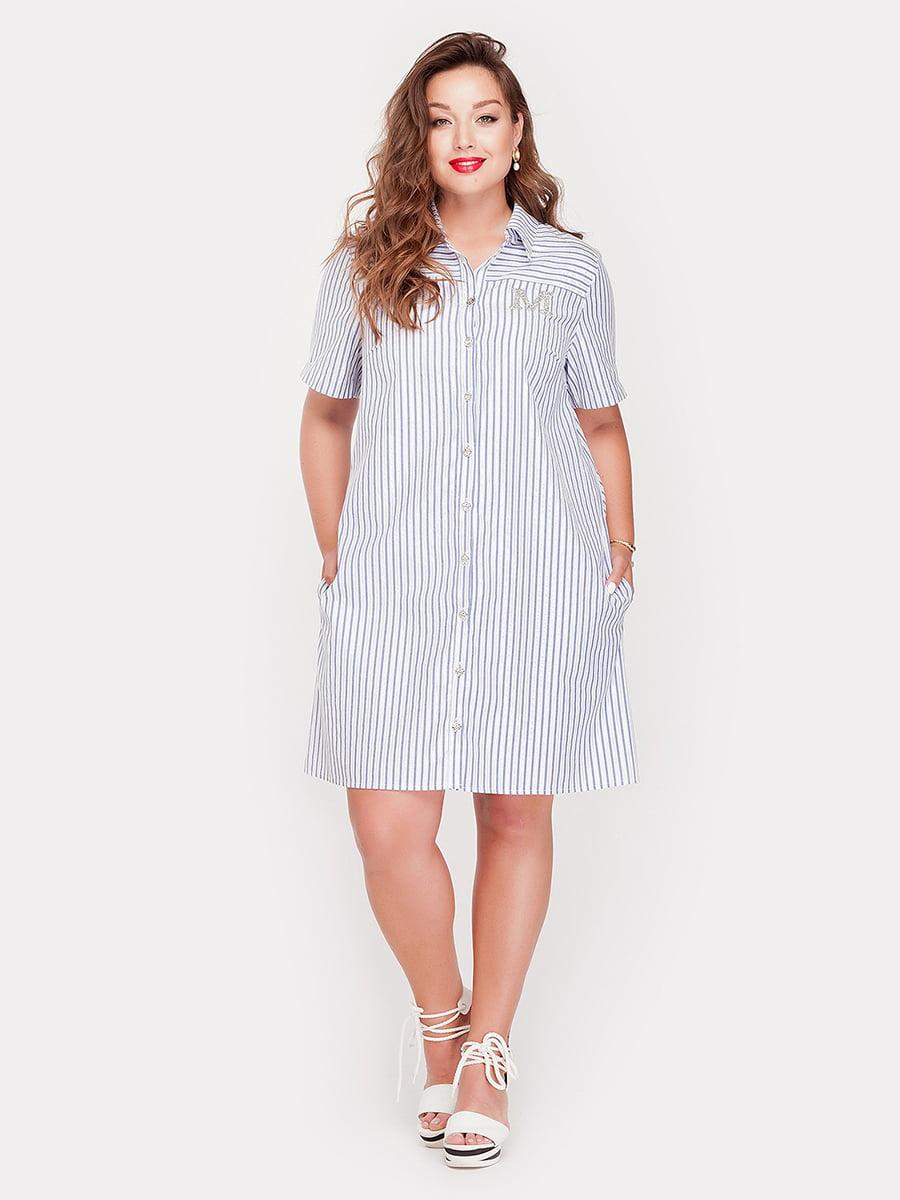 Платье в полоску | 5168663