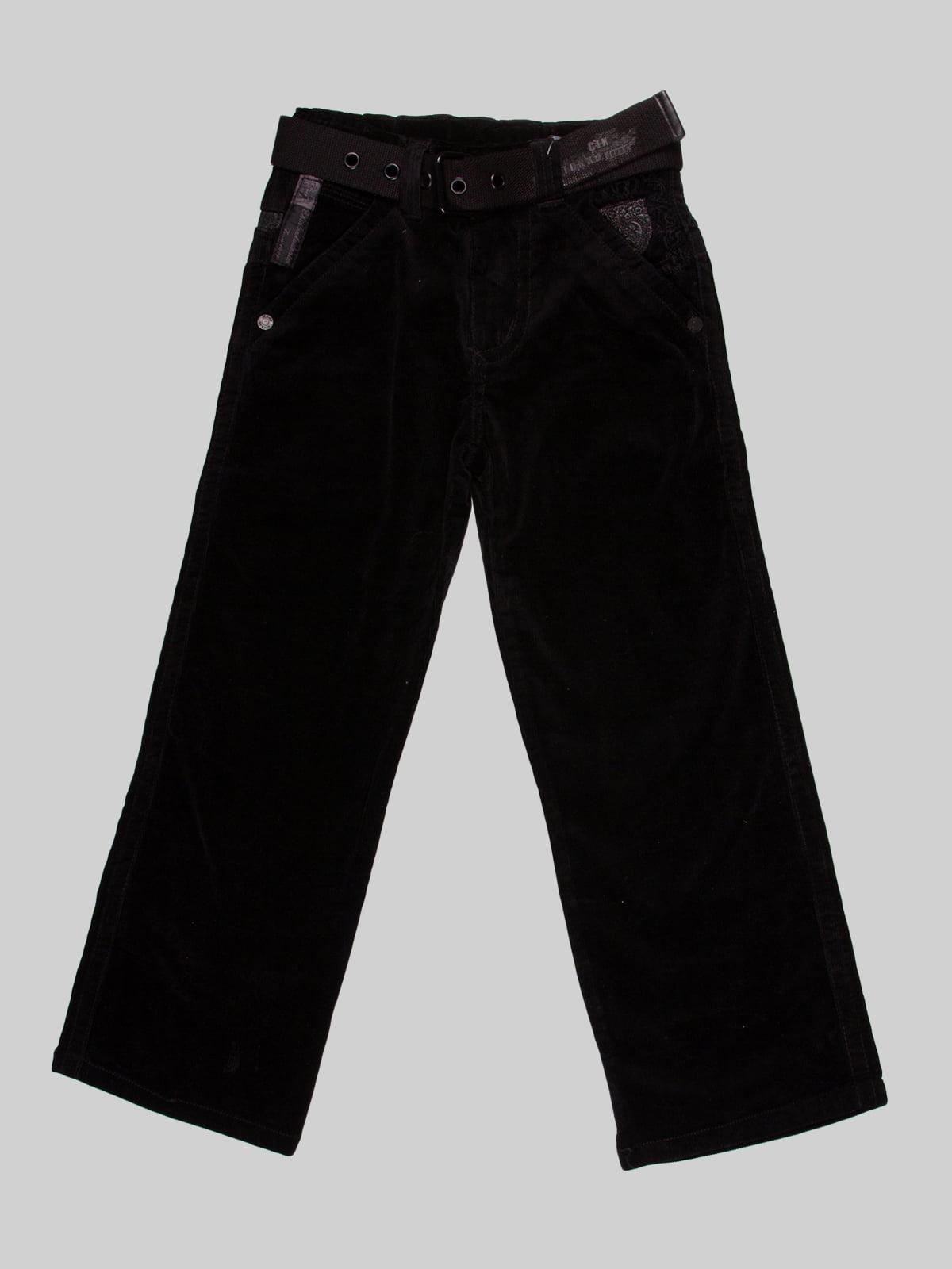 Брюки черные | 3695139