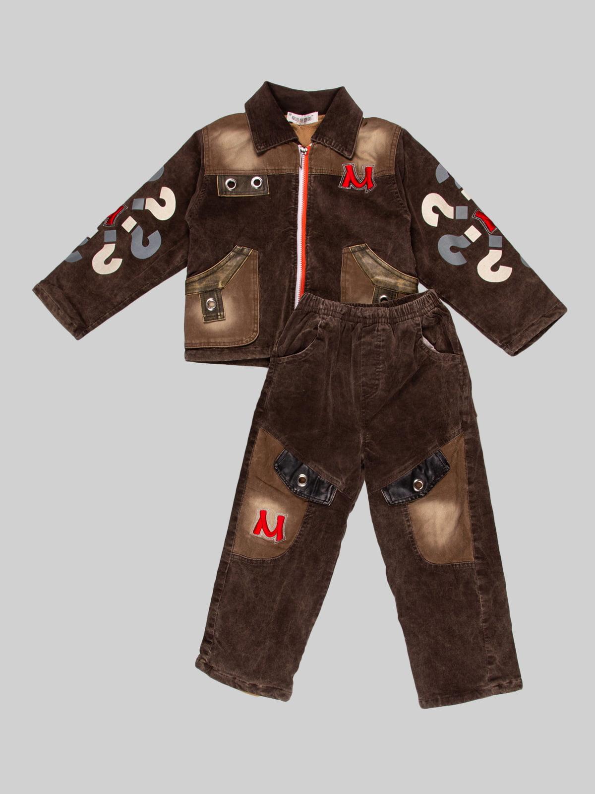 Комплект: куртка та штани   5137211
