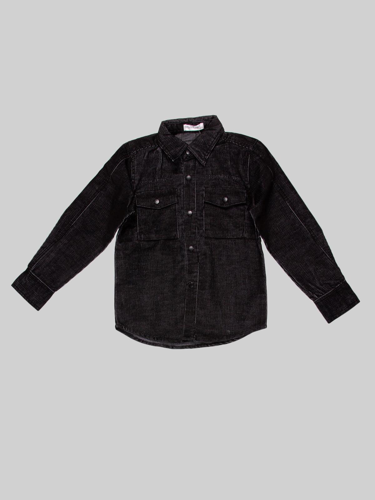 Рубашка серая | 3695126