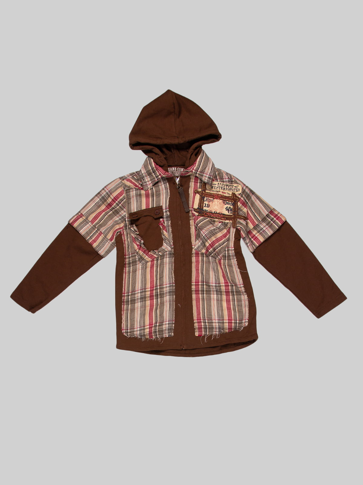 Кофта коричневая | 2913928