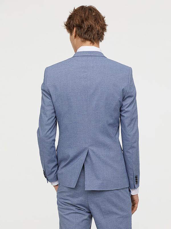 Пиджак голубой | 5168925