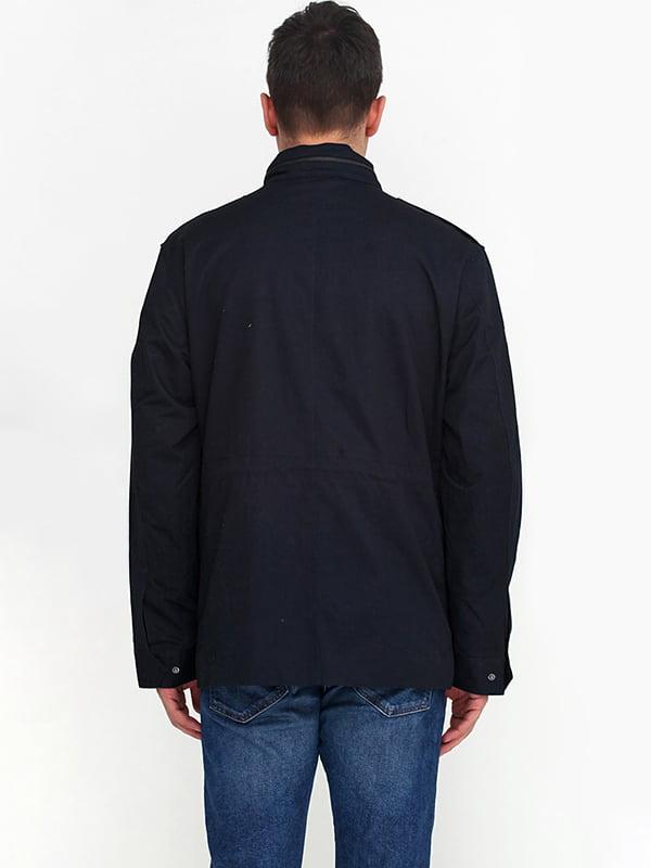 Куртка темно-синя | 5168992