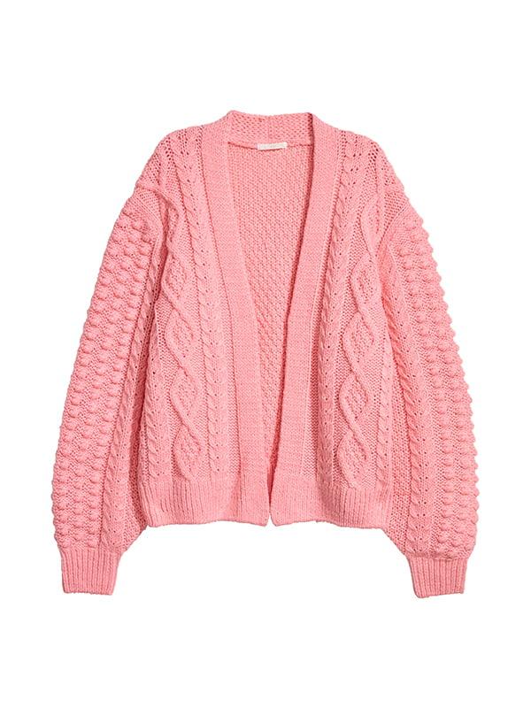 Кардиган розовый | 5168994
