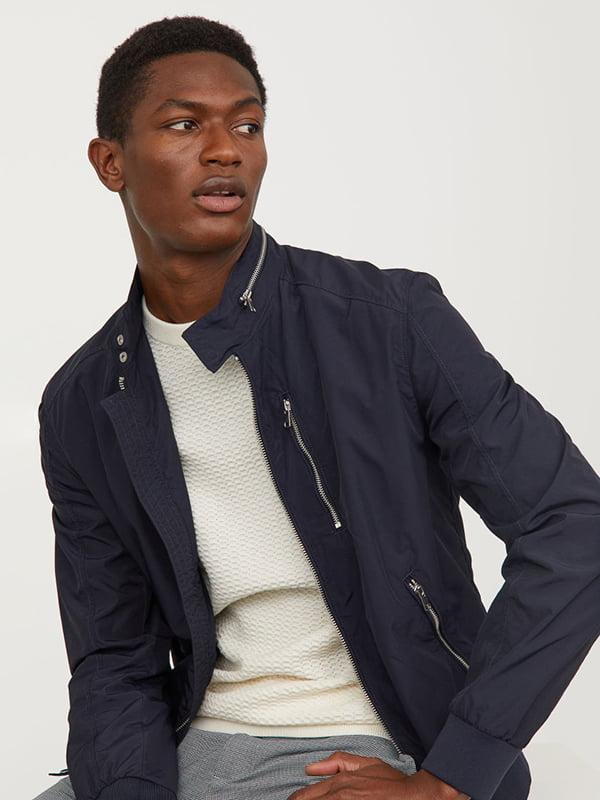 Куртка темно-синя | 5169010