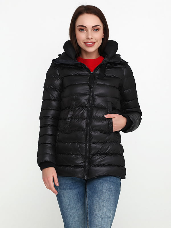 Куртка чорна | 5169029