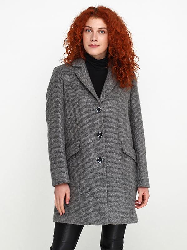 Пальто сіре | 5169050