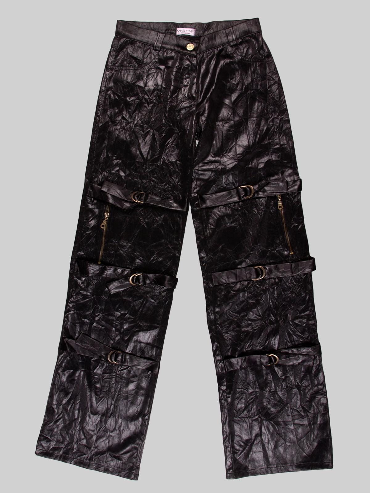 Брюки черные | 3420631