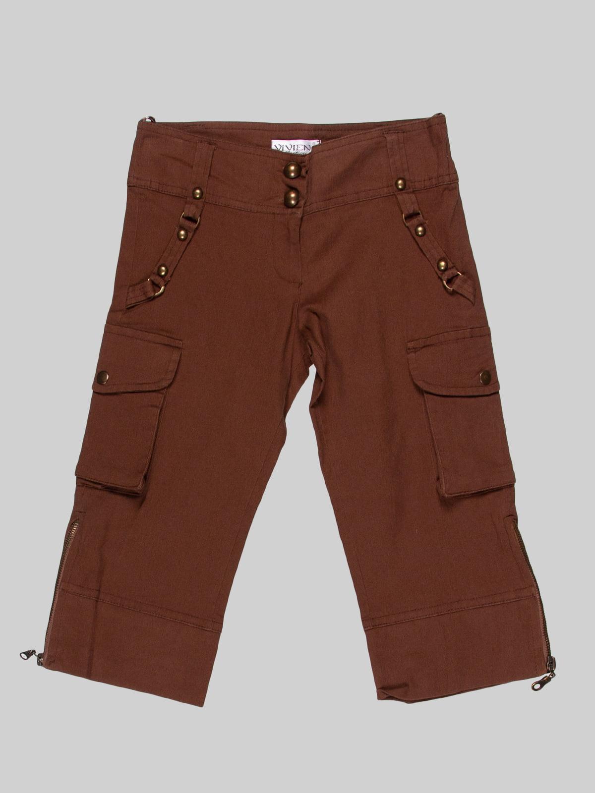 Капрі коричневі | 2913293
