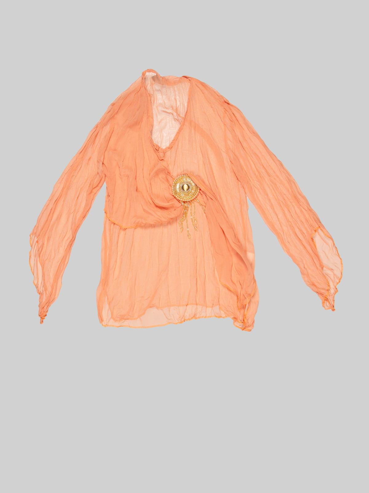 Блуза помаранчева | 2913516