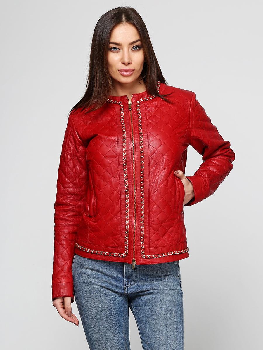 Куртка красная | 5168423