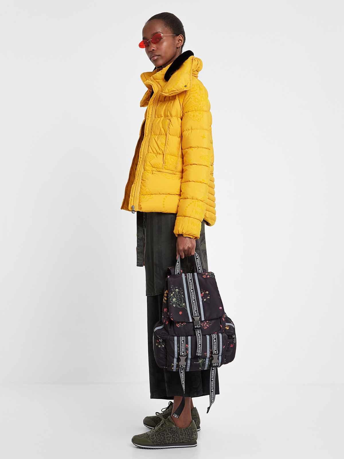 Куртка жовта | 5162955
