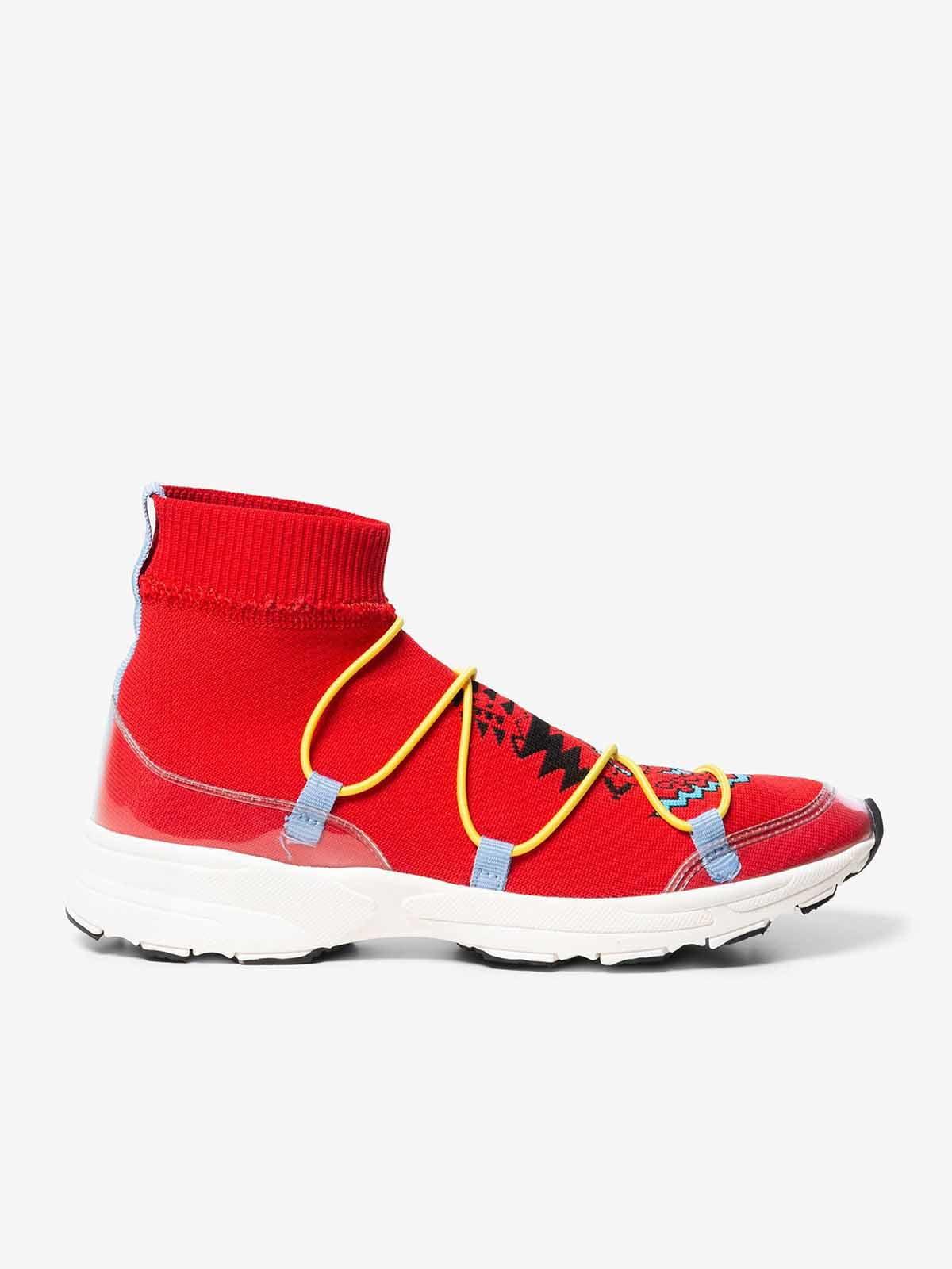 Кросівки червоні   5170135