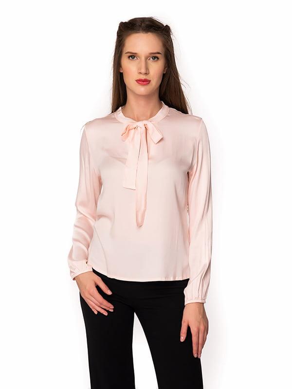 Блуза пудрового цвета | 5170243