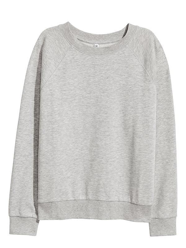 Джемпер серый | 5170341