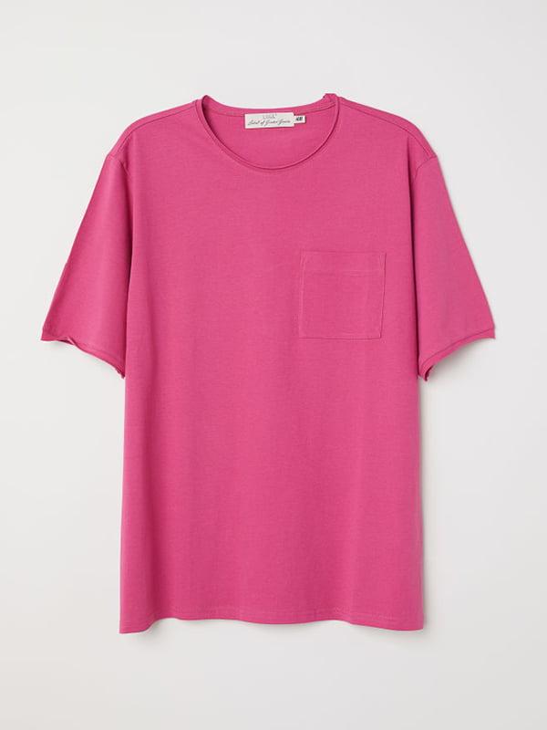 Футболка розовая | 5170812