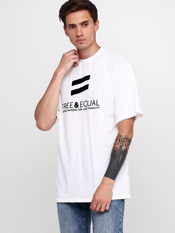 Футболка белая   5171582