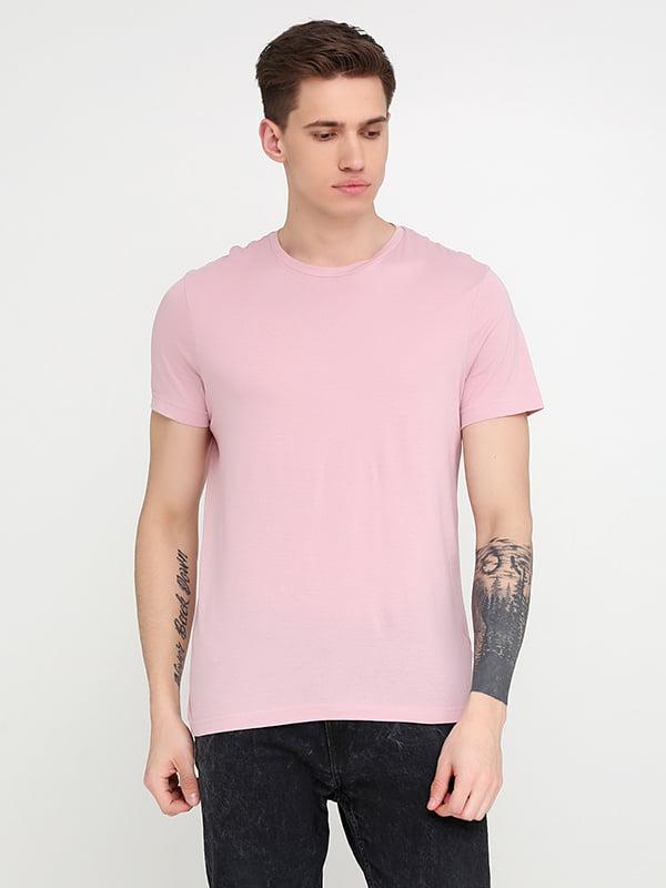 Футболка розовая | 5171669