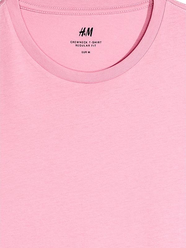 Футболка розовая | 5172326