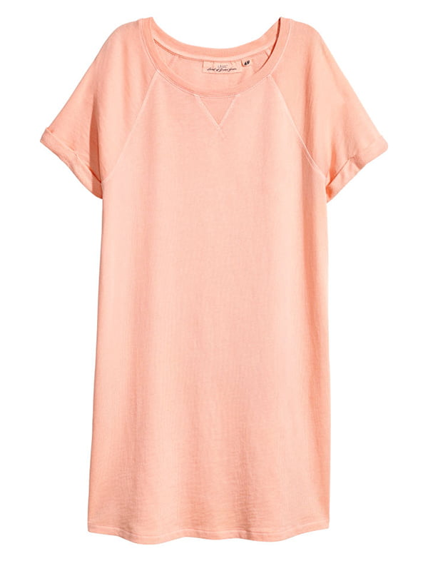Платье персикового цвета | 5172438