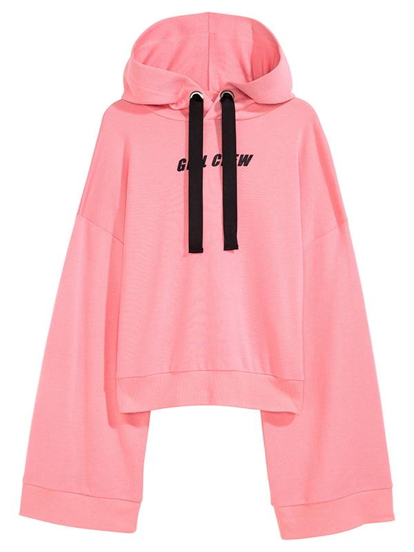 Худи розовая | 5172557