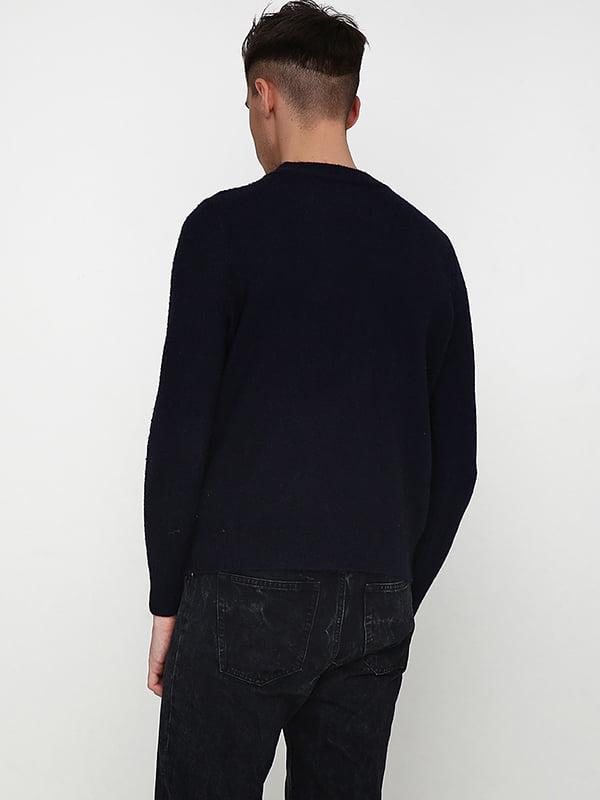 Джемпер темно-синій | 5173220