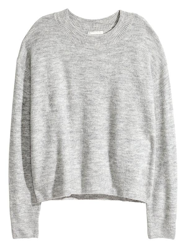 Джемпер серый | 5173385
