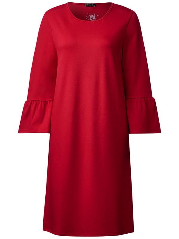 Платье красное | 5170299