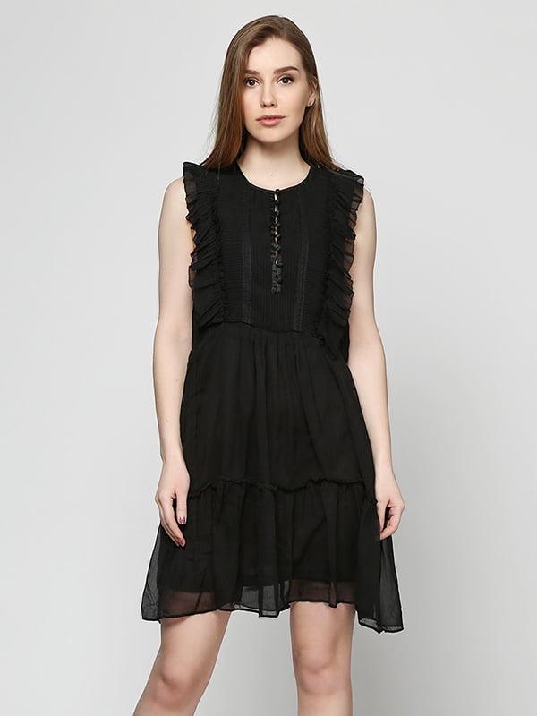 Платье черное | 5170905