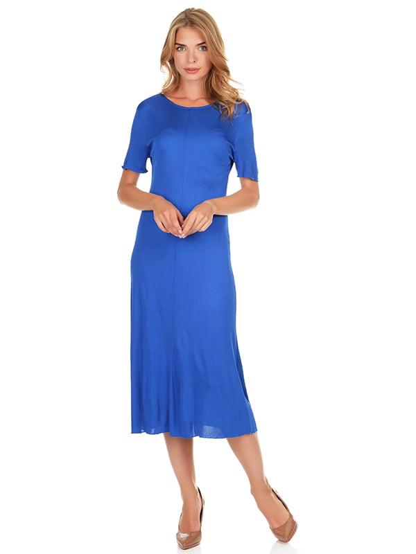 Платье синее   5170974